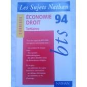 Economie Droit Tertiaires de Maurice Gabillet