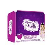 Violetta - Coffret Prestige Int�grale 62 Dvd : Int�grales Des Saisons 1, 2 Et 3 + Violetta, Le Concert + Violetta, L'aventura + 3 Posters Et 3 Cartes Postales de Jorge Nisco