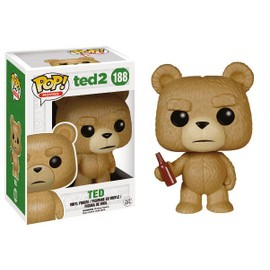 Funko - Figurine Ted - Ted Beer Pop 10cm - 0849803057800