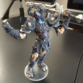 World Of Warcraft Series 8 - Action Figure - Complete Collection