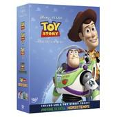 Toy Story - Coffret 4 Dvd : Toy Story 1, 2 Et 3 + Angoisse Au Motel + Hors Du Temps de John Lasseter