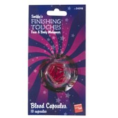 Capsules Faux Sang Halloween - 7179