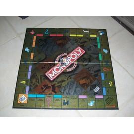 Plateau Du Jeu De Monopoly De Luxe