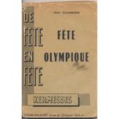 F�te Olympique - De F�te En F�te de Anna Toulemonde