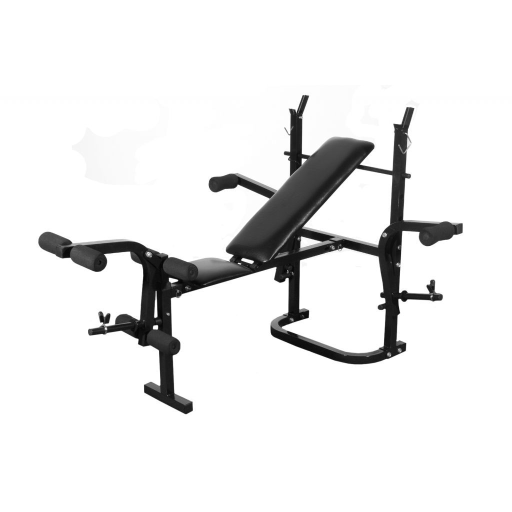 Vidaxl Banc De Musculation Complet