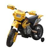 Vidaxl Moto �lectrique Pour Enfants Jaune