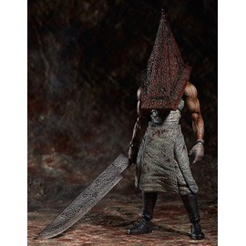 Silent Hill 2 Figurine Figma Red Pyramid Thing 20 Cm