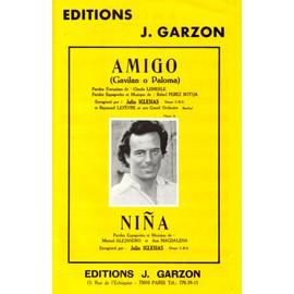 AMIGO (GAVILAN o Paloma) + NINA