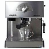 Magimix L'expresso 11411 - Machine � caf� avec buse vapeur