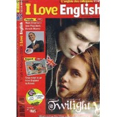 I Love English N� 165 Fabruary 2009 : Twilight de COLLECTIF