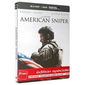 American Sniper - Steelbook Edition Limitee Fnac de Clint Eastwood