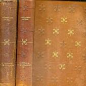 Le Vicomte De Bragelonne - En 2 Tomes - Tomes 4 + 5 . de alexandre dumas