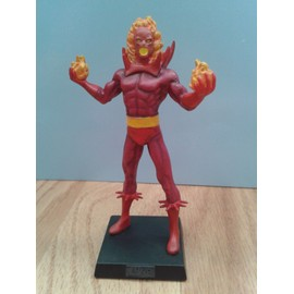 [ Eaglemoss ] Marvel Super Heroes : Dormammu ( Figurine En Plomb Peinte � La Main )