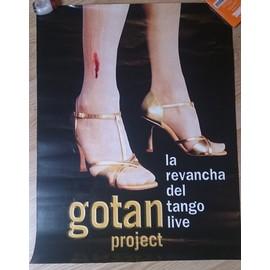 affiche Gotan Project
