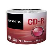 Sony 50CDQ80SB - 50 x CD-R