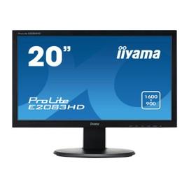 Iiyama ProLite E2083HD-B1 - �cran LED