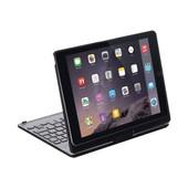 Targus Rotating Hard Shell - Clavier Et �tui - Bluetooth - Fran�ais (Azerty) - Noir Clavier , Noir �tui - Pour Apple Ipad Air 2