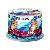 Philips DR4S6B50F - 50 x DVD+R