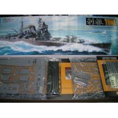 Croiseur Tone Marine Japonaise Tamiya Echelle 1/350 N�78024