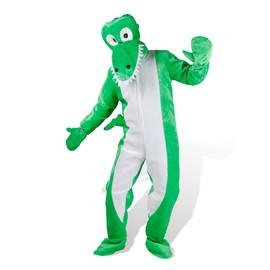 Vidaxl Costume De Carnaval Mascotte Crocodile Xl-Xxl