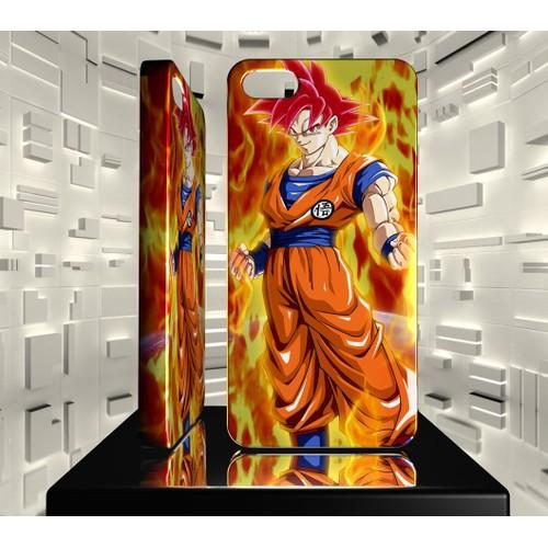 Coque Iphone 5 5s Iph05 018 011 002 Dbz Dragon Ball Z San Goku