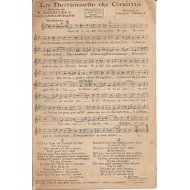 La demoiselle du cinéma; Eléonore; La femme à la rose; Fernande!; Ernestine; Murmures; Aline; Il ne faut qu'une fois