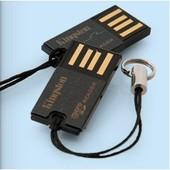 Kingston Technology FCR-MRG2 Card Reader - Compatible avec microSDHC