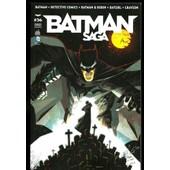 Batman Saga N�36