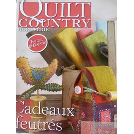 Quilt Country Hors S�rie 9