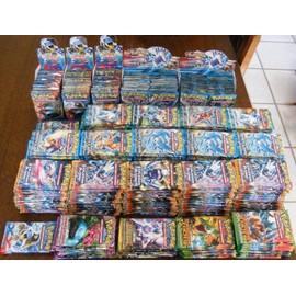 500 Cartes Pokemon