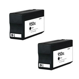 Superb Choice - Hp Officejet Pro 8100 8610 8615 Compatible Cartouches D'encre(Pack Of 2 Noir)