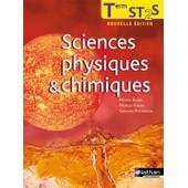 Sciences Physiques Et Chimiques Tle St2s de Jean-Pierre Durandeau
