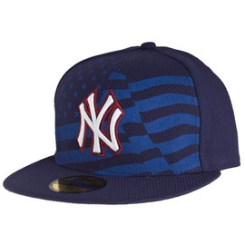 New Era 59fifty Cap - July 4th New York Yankees