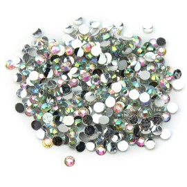 1000x Strass Faux Diamant R�sine D�coration Talons Ongle Nail Manucure Art 3mm