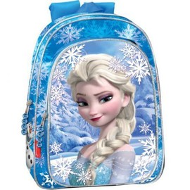Mini Sac � Dos Reine Des Neiges Frozen Heart 37 Cm
