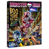 Monster High - Boo York, Boo York de William Lau