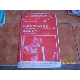 catherine , adele