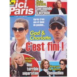 Ici Paris 3648 Julien Dor� Mika Didier Barbelivien Michele Torr Claire Chazal