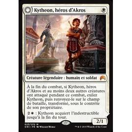 Kytheon, H�ros D�Akros / Gideon, Forg� Dans La Bataille - Magic Origines