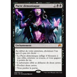 Pacte D�moniaque - Magic Origines