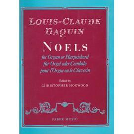 noels pour orgue ou clavecin - organ harpsichord - hogwood
