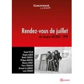 Rendez-Vous De Juillet de Jacques Becker