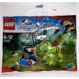 Lego Jurassic World 30320 - Gallimimus