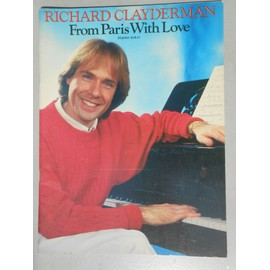 Richard Clayderman, From Paris with love, piano solo