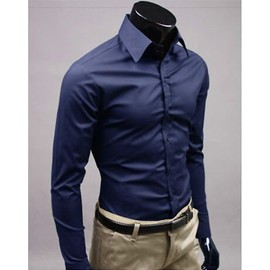 Shirt Des Hommes D'affaires D�contract�e