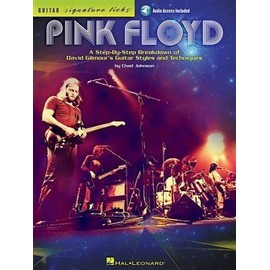 Pink Floyd - Guitar Signature Licks + CD