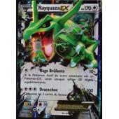 Carte Pok�mon 75/108 Rayquaza-Ex Ultra Rare Xy 6 Ciel Rugissant Neuf Fr