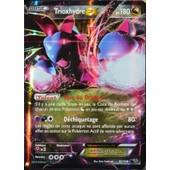 Carte Pok�mon 62/108 Trioxhydre-Ex 180 Pv Ultra Rare Xy 6 Ciel Rugissant Neuf Fr