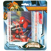 Ultimate Spiderman Journal Intime Avec Stylo Gar�on