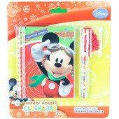 Mickey Journal Intime Avec Stylo Gar�on Captain Mickey